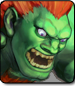 Blanka in Ultra Street Fighter 4 Omega Edition