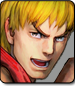 Ken in Ultra Street Fighter 4 Omega Edition