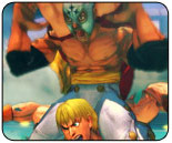 High quality Street Fighter 4 gameplay footage