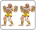 Breaking down Street Fighter's frames