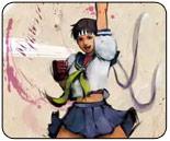 Sakura Street Fighter IV TGS trailer