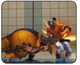 Screen shots show new Street Fighter 4 stages