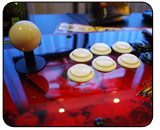 Mad Catz Street Fighter IV joystick previews