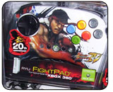 More info on the Mad Catz SF FightPads