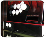 Mad Catz SFIV controller details and review