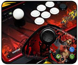 Mad Catz Street Fighter 4 controller interview with Mark Julio