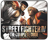New Japanese SFIV strategy guide and art book