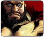 Visual stamina (defense) rankings for Street Fighter 4