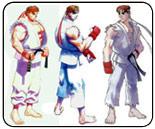 The Street Fighter artwork of Bengus