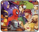 No multiplayer lobbies for SFIV, but Marvel vs. Capcom 2 will have them