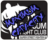 Capcom Fight Club in NYC is full