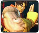 New Guy Super Street Fighter 4 screens on Famitsu.com