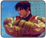 More announcements near Super Street Fighter 4's release, Hakan stuff