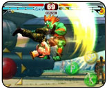 Street Fighter 4 iPhone DLC planned, Vs. game in the future?