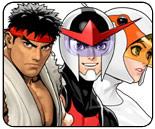 Ryu, Jun and Ippatsuman Tatsunoko vs. Capcom guides revised