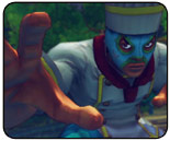 Complete Street Fighter 4 costume pack half off for Europe PS3