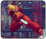Super Street Fighter 4 frame data for character dashes