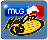 Mad Catz inks deal with MLG for new line of joysticks