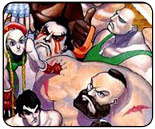 Street Fighter series plot overview