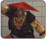 New Super Street Fighter 4 color guides for Ryu, Ken and Gouken
