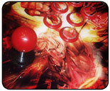 Image gallery of custom joysticks and designs