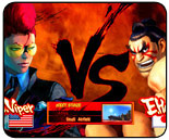 C. Viper and E. Honda available for iPhone Street Fighter 4