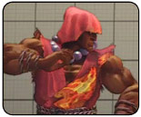 Super Street Fighter 4 costume images, Akuma, Dan, Gouken, Ken & Ryu