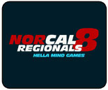 NorCal Regionals #8 results, battle logs and more