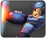 Voice actor listed for Mega Man in Marvel vs. Capcom 3