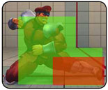 Chun, Fuerte, Sakura, Cody, Guile, M. Bison AE changes