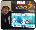 RipTen plays Marvel vs. Capcom 3 with L.I. Joe and Seth Killian