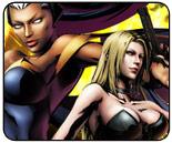 Dr. Doom vs. Jill and Storm vs. Trish Marvel vs. Capcom 3 showdowns
