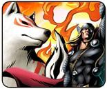 Thor vs. Amaterasu Marvel vs. Capcom 3 showdown