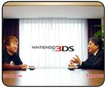 Nintendo CEO Satoru Iwata interviews Yoshinori Ono