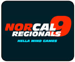 NorCal Regionals #9 results, battle log and stream