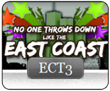 East Coast Throwdown 3 results and stream archive
