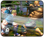 Ono talks with the PlayStation blog about other crossovers, Street Fighter X Tekken