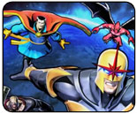 Faction selection for Ultimate Marvel vs. Capcom 3's Heroes and Heralds is once a week