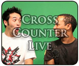 Cross Counter Live: IFC Yipes, Neo and Combofiend