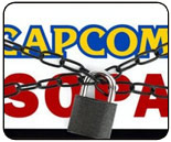 Capcom confirms support for the Stop Online Piracy Act