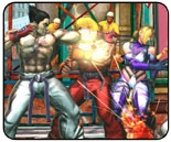 Street Fighter X Tekken gem stream archive, details transcript