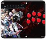 ShinJN from Level|Up reviews the Soul Calibur 5 Hori arcade stick