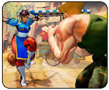 Street Fighter 4 originally had 'waving' mechanic for doding fireballs while dashing