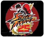 Japan Street Fighter 25th Anniversary Tournament results and battle logs