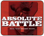 Absolute Battle 3 streaming live from Plano, Texas - UMvC3, SSF4 AE v2012, TTT2, KoF13, P4A, MK9 and more
