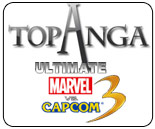 Topanga Z Tournament: Ultimate Marvel vs. Capcom 3 early results, battle logs and stream archive