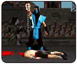 First Fatality was discovered and performed by 12 year old boy during original Mortal Kombat location test