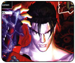 18-year-old Ryan Hart competes in Tekken 3 on British television program 'GamesMaster' - video clip from 1998