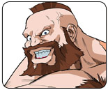 Zangief's EX Banishing Flat knocks down on hit, regular Green Glove sped up, Japanese USF4 trailer unveiled