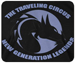 The Traveling Circus now sponsoring team NGL - Marq Teddy, Bren2xt, Chris, Filipin0man, and Shakugan to attend more events